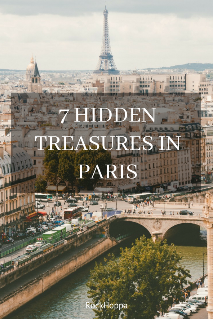 7 hidden treasures in Paris