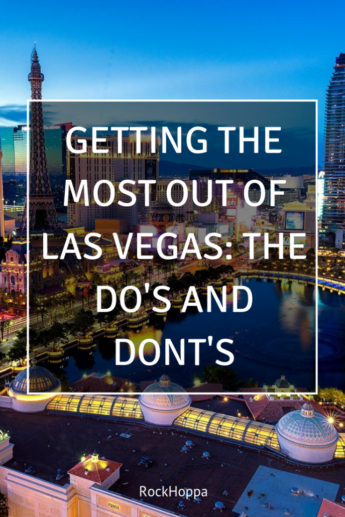 Las Vegas Dos and Donts
