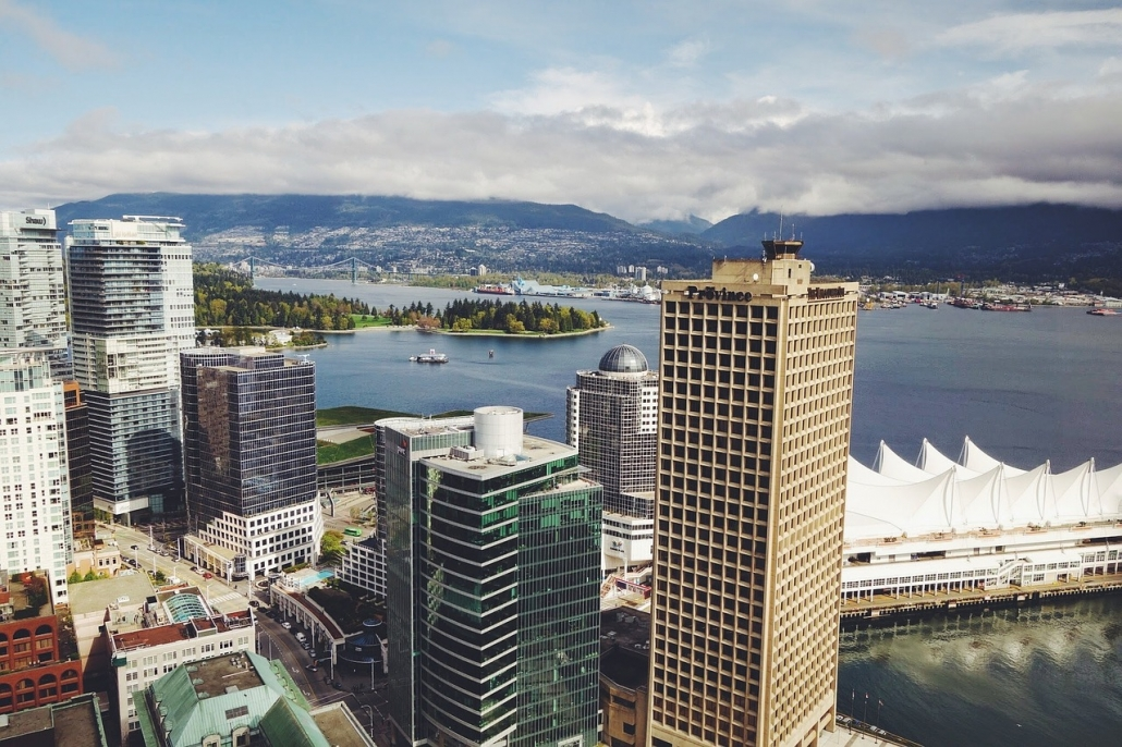 Vancouver canada cities